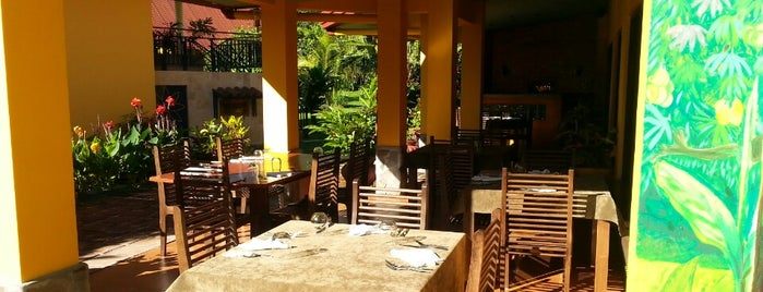Restaurante Mango at Isla Verde is one of Lugares favoritos de Svenja.