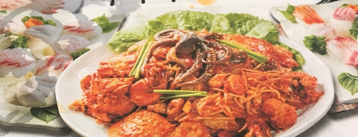 Chung Hae Soo San (Korean Restaurant) is one of Moking & Drink.