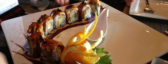 Kumo Japanese Cuisine is one of Buffalo.