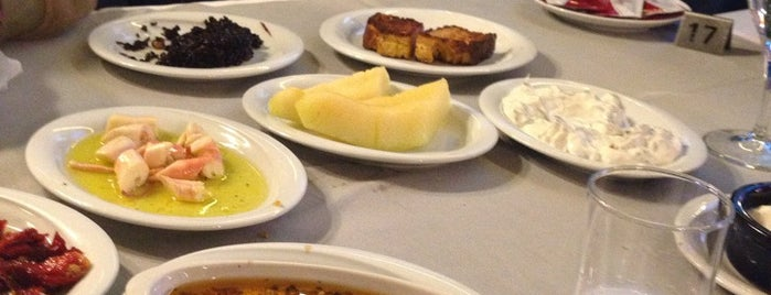 Yıldız Park Balık Restaurant is one of Orte, die Pınar gefallen.