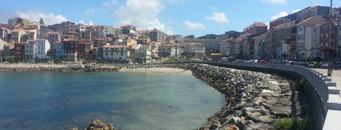 Porto de A Guarda is one of Locais curtidos por José Luis.