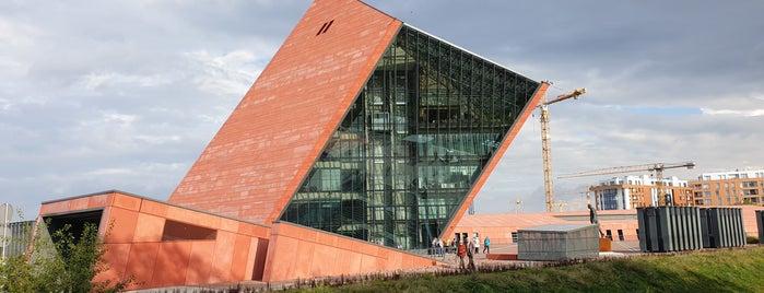 Muzeum II Wojny Światowej is one of Gdańsk.