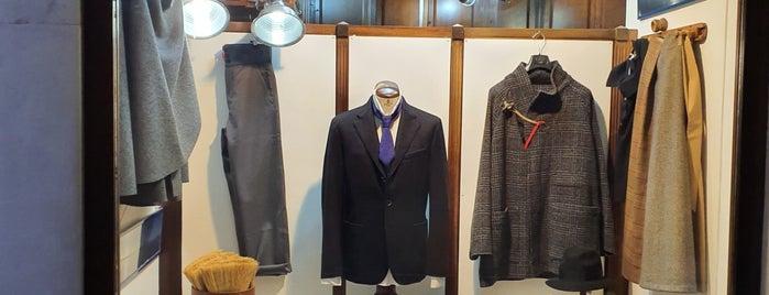 Barena Store Venezia is one of Fashion Night in Venice.