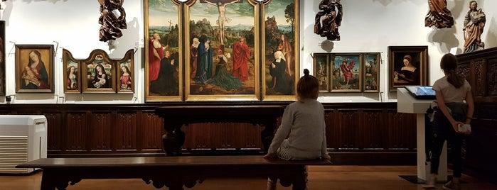 Museum Mayer van den Bergh is one of Orte, die ™Catherine gefallen.