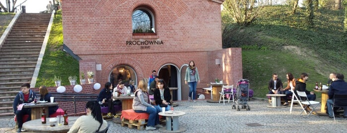 Prochownia Żoliborz is one of Hipster Places in Warsaw.