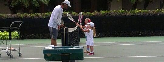 Hualalai Tennis Club is one of USA 3.