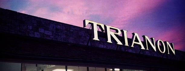 Trianon Coffee is one of Austin!.