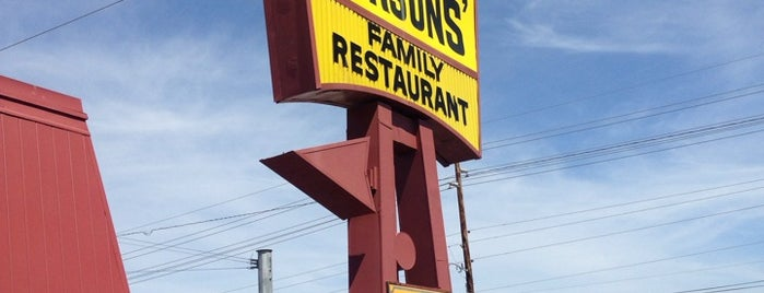 Parson's Family Restaurant is one of PHX Bfast/Brunch in The Valley.