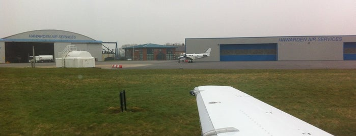 Hawarden Airport (CEG) is one of UK & Ireland Airports.