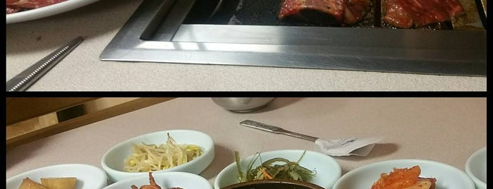 Korean House Restaurant is one of Best of Oklahoma (trust me).