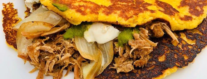 Arepa Mia is one of Cheap Eats In Atl.