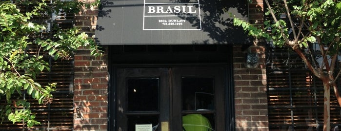 Brasil Cafe is one of As long as you're in Houston....