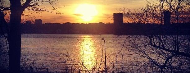 Riverside Park is one of Nova York.