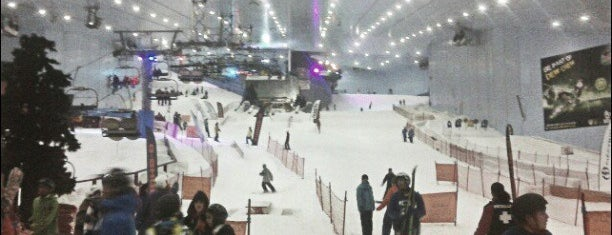 Ski Dubai is one of Dubai, UAE.