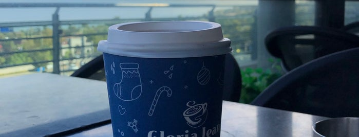 Gloria Jean's Coffee's is one of สถานที่ที่ Dilek ถูกใจ.