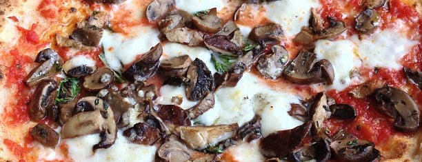 Spacca Napoli Pizzeria is one of 2014 Bib Gourmand.
