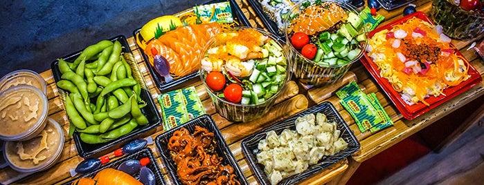 Sushi Hub is one of EAT SYDNEY.