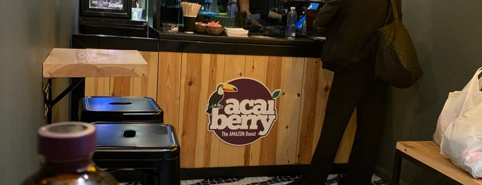 Acai Berry is one of London 2.
