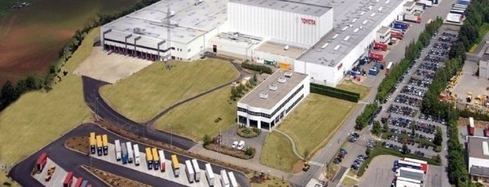 Toyota Parts Center Europe is one of Orte, die Can gefallen.