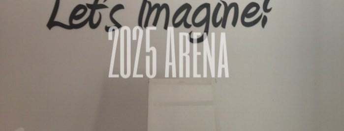 2025 ARENA INTERACTIVE MARKETING AGENCY is one of สถานที่ที่ Ogün ถูกใจ.