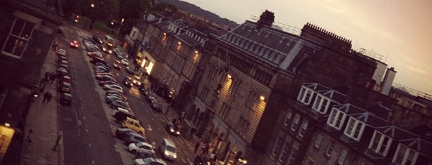 Chaophraya is one of Edinburgh.