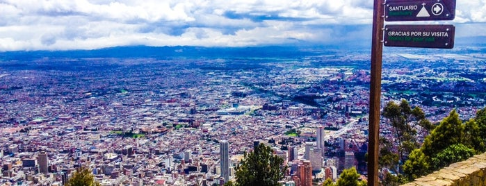 Monserrate is one of Beautiful Views.