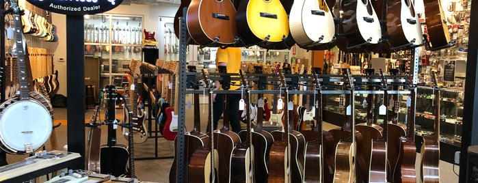 Austin Vintage Guitars is one of Pete 님이 좋아한 장소.