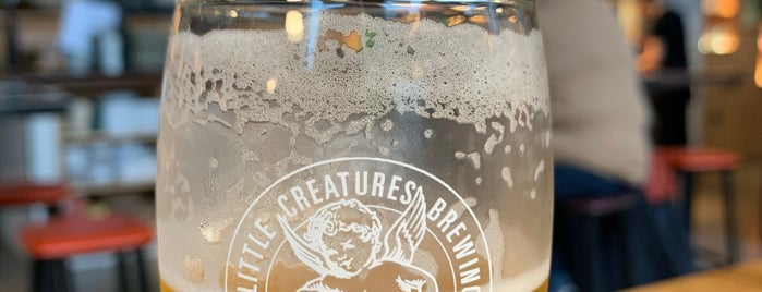 Little Creatures is one of Lugares favoritos de Carl.