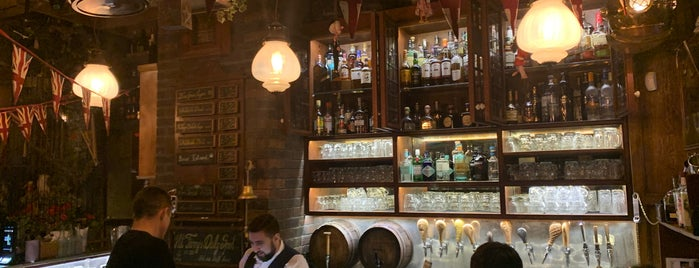 Mr Fogg's Tavern is one of To Do: LONDON.