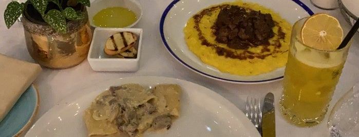 La Scarpetta is one of must go / Istanbul.