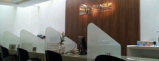 IHP Digimagem Medicina Diagnóstica S/A - Unidade Itaim Bibi is one of Locais salvos de monica.