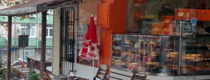Fırın Bitez Cafe is one of Anadolu yakası.
