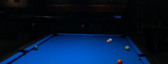 Star Zone 2 for Billiards ستار زون is one of Tempat yang Disukai Hiroshi ♛.