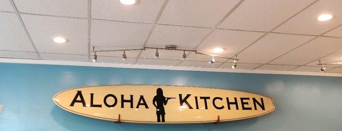 Aloha Kitchen is one of Hawaii.