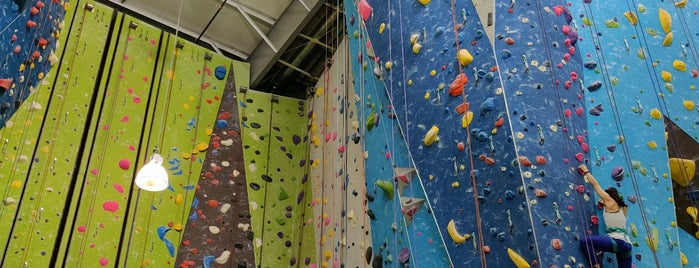 Planet Granite is one of Portland To-Do's.