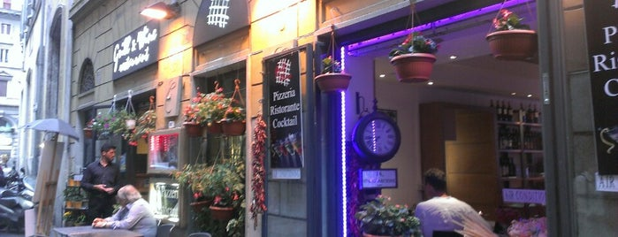 Grill & Wine Restaurant is one of Orte, die OlLa gefallen.