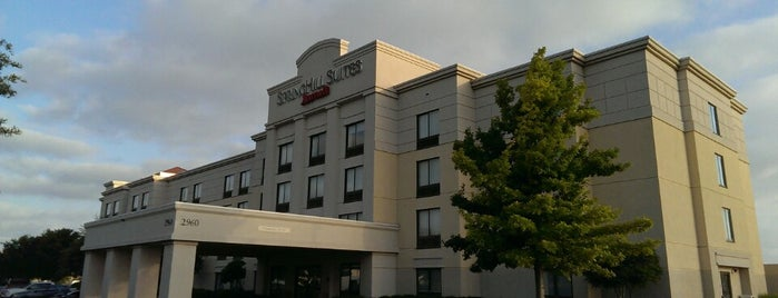 SpringHill Suites Round Rock is one of Locais curtidos por Anitha.