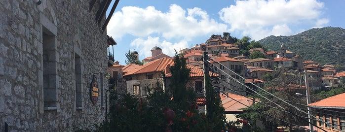 Αρχοντικό Δεληγιάννη is one of Lovely secrets @ Athens & Greece.