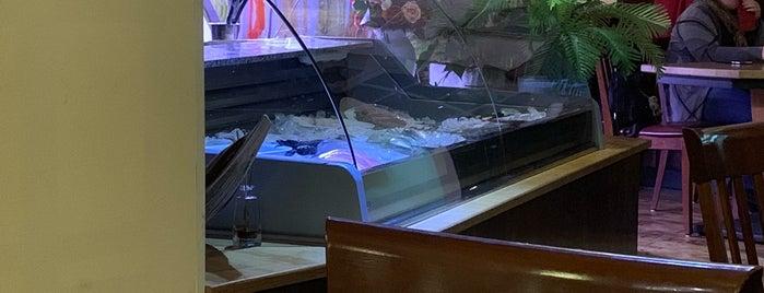 Inci Fischrestaurant is one of Köln.