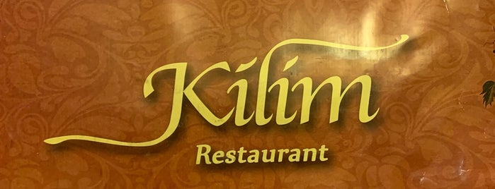 Kilim Restaurant is one of Gespeicherte Orte von Katrin.