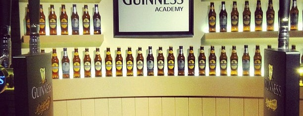 Guinness Academy is one of Places - Dublin.