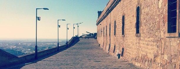 Castillo de Montjuic is one of Barcelona Essentials.