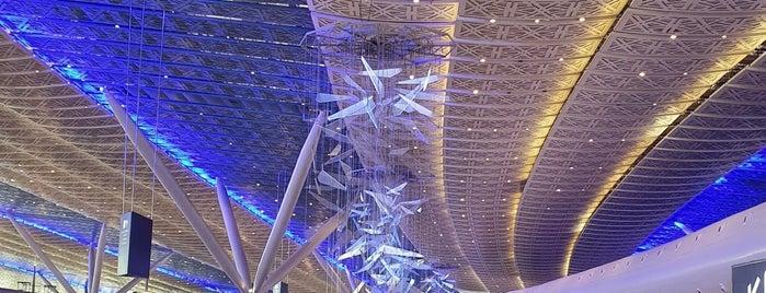 Terminal 1 is one of Locais curtidos por I.