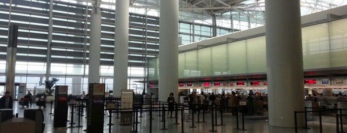 Aeroporto Internazionale di San Francisco (SFO) is one of Official airport venues.