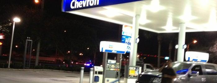 Chevron is one of Favorites.