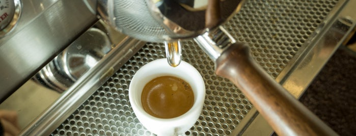 Q Kaffee is one of Europe specialty coffee shops & roasteries.
