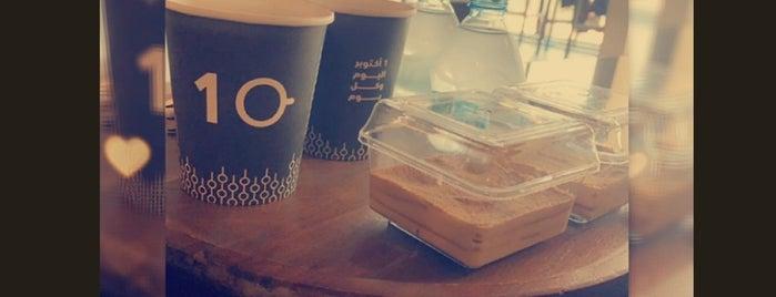 1 October  specialty coffee is one of Tempat yang Disimpan Queen.
