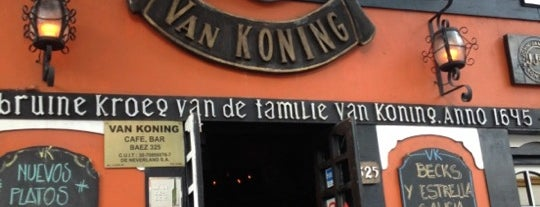 Van Koning is one of Locais salvos de Pedro H..