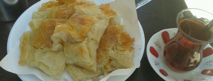 Çiçek Börek is one of Ulaş : понравившиеся места.