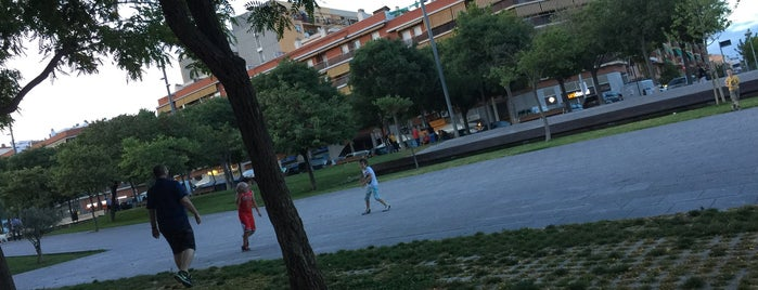 Parc Torrente Ballester is one of Tempat yang Disukai Víctor.